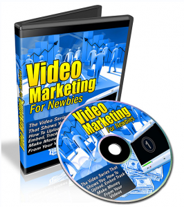 Video Marketing For Newbies pic